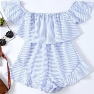 Dresses & Skirts - Plus Size Romper